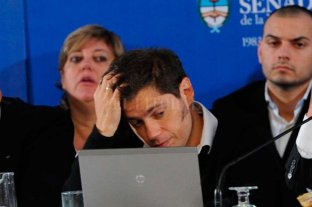 Deuda de Buenos Aires: Kicillof espera hasta el mediodía la respuesta de bonistas