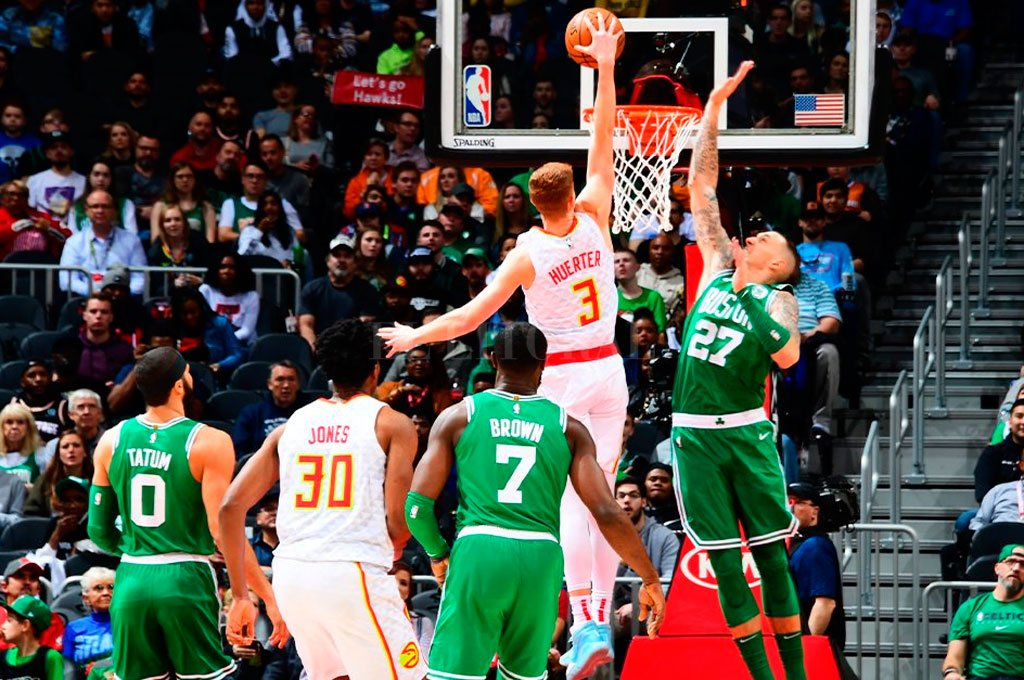 Crédito: @ATLHawks