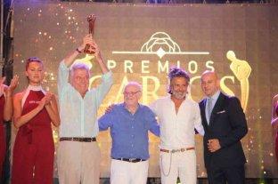 """""""Rotos de Amor"""" se quedó con el premio Carlos de Oro"""