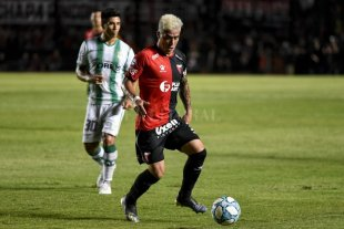 Brian Fernández se ausentó al entrenamiento de Colón