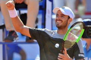 Londero debuta ante el Italiano Cechinatto en el Córdoba Open