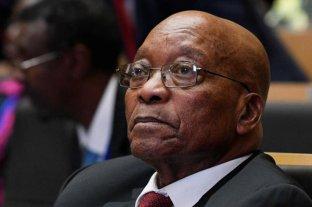 Justicia de Sudáfrica emite una orden de arresto contra Zuma por no presentarse a audiencia