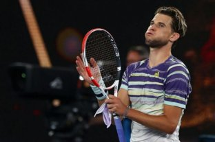 El austríaco Thiem no jugará el Argentina Open
