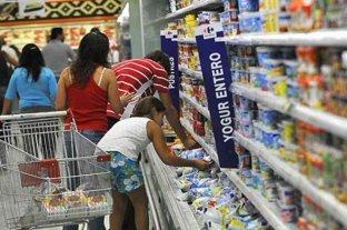 Tarjeta Alimentar: El 58% de los gastos fueron destinados a leche, verduras, carne y pan