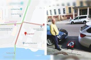 Un artista alemán hackeó el servicio de Google Maps y se volvió viral
