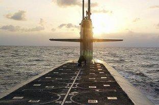 """Estados Unidos anunció que tiene un submarino nuclear para """"defenderse"""""""