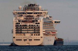 Coronavirus: Japón puso en cuarentena a 3700 pasajeros dentro de un crucero
