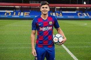Un juvenil ex Boca firmó con el Barcelona, que le puso una cláusula de 60 millones de euros