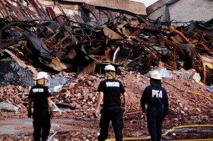 "Frederic comprometió ""apoyo incondicional"" a familiares de víctimas del incendio de Iron Mountain"