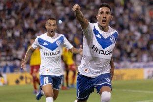 Vélez comenzó con el pie derecho en la Sudamericana