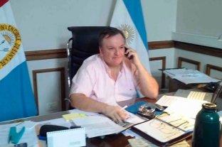 Emergencia hídrica: Michlig confirmó ayuda provincial para siete localidades