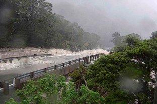 Miles de evacuados por inundaciones en Nueva Zelanda