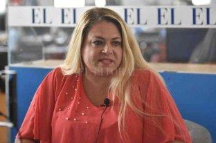 """Alejandra Dupouy: """"Ceres  es una ciudad arrasada"""""""