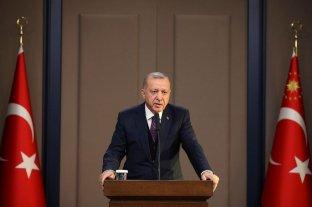 El presidente de Turquía redobla sus amenazas contra Siria para que se retire de Idleb