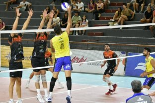 Cómoda victoria de UPCN sobre Monteros en la Liga de Vóleibol Argentina