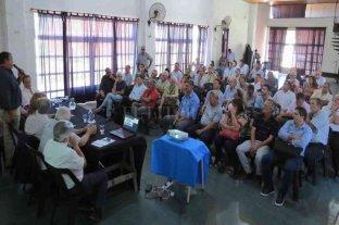 Problemática hídirca: Frana recorrió Villa Minetti