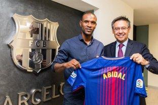 El Barcelona podría destituir a Abidal después del cruce de opiniones con Messi