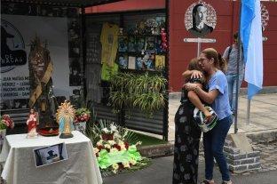 Homenajearon a las 10 víctimas del incendio de Iron Mountain