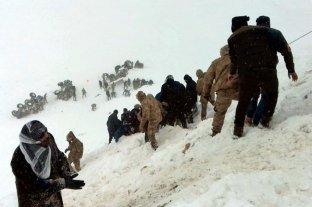 Ascienden a 38 los muertos por aludes en Turquía