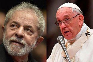Lula viajará a Roma para una audiencia con el papa Fransciso