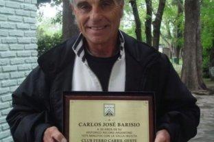 Murió Carlos Barisio, el arquero récord del fútbol argentino