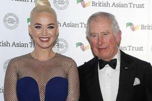 El príncipe Carlos nombró a Katy Perry embajadora de la British Asian Trust