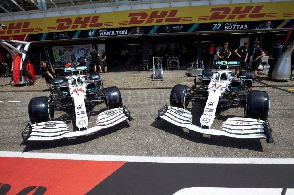 ¿Imaginan la F1 sin Mercedes...? Sinceramente, parece irreal que la poderosa escudería germana pueda abandonar la máxima categoría del deporte motor.   <strong>Foto:</strong> Archivo El Litoral