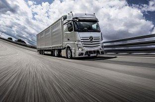 Actros, camión del año en Europa