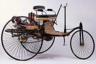 Se cumplen 134 años del triciclo Benz