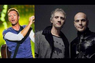 """Confirman que Chris Martín no tocará """"en vivo"""" en el Homenaje a Soda Stereo y...¡hay memes!"""