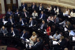 El Senado aprobó por unanimidad la nueva ley para renegociar la deuda externa