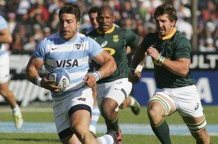Rugby Championship: Los Pumas serán locales en San Juan, Mendoza y Buenos Aires