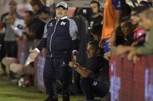Maradona haría un cambio en Gimnasia para recibir a Patronato