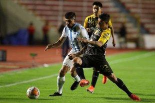 Copa Libertadores: Atlético Tucumán cayó ante The Strongest en la altura de La Paz
