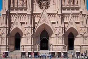 La Iglesia católica convocó a una misa para pedir por la vida