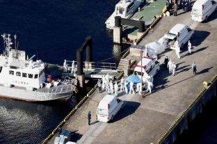 Coronavirus: son ocho los argentinos varados en un crucero en Japón