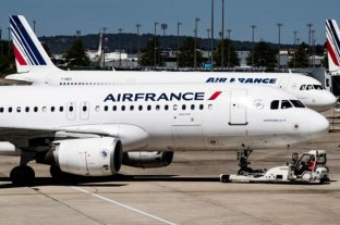 Air France prolongó la suspensión de vuelos a China hasta el 15 de marzo