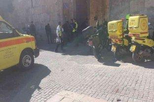 Segundo atentado en Jerusalén: la policía mató a un terrorista palestino