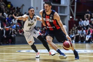 San Lorenzo pone primera en la Copa de básquetbol