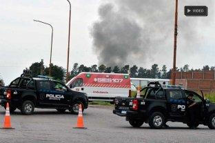 Se incendió un galpón en Recreo Sur: falleció un hombre