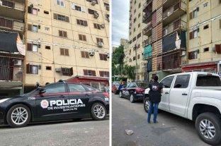 Allanamientos y peritajes tras la denuncia de Brian Fernández