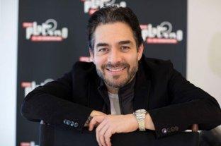El actor mexicano Omar Chaparro será el presentador de los Premios Platino