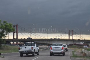 Renovaron el alerta por tormentas severas en Santa Fe