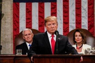 """Trump habla hoy de su absolución y """"victoria"""" en el Senado"""