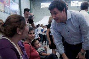 """Arroyo sostuvo que la lucha contra el hambre """"está por fuera de la grieta"""""""