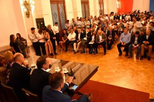 Innumerables pedidos de obras al ministro Katopodis