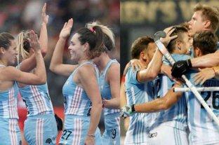 Argentina debuta este viernes en la FIH Pro League