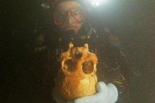 México: hallaron el esqueleto fósil de una mujer de 9.900 años