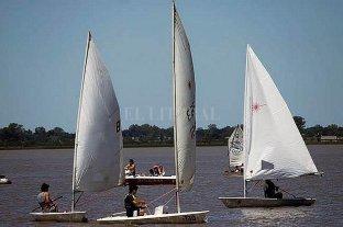 El municipio emitió recomendaciones para navegantes de la Laguna Setúbal