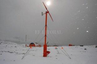 Récord de temperatura en la Antártida: 18,3 grados en la base Esperanza, la más alta desde 1961